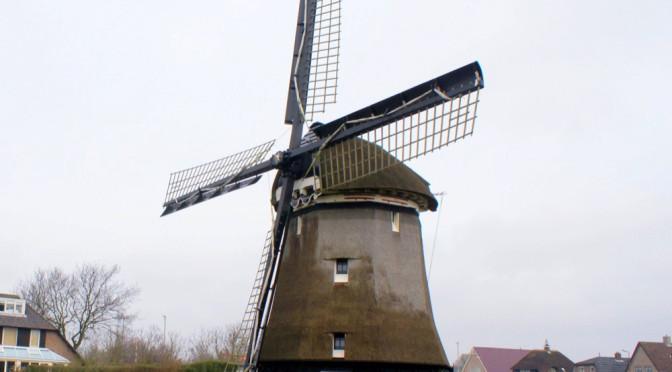 Ton de Wijze zet alle molens van Nederland online
