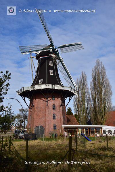 Alle molens in Groningen | Molens in beeld
